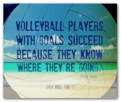 Inspirational Volleyball Quotes | Sport Quotes